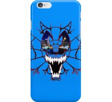 VENOM NYC RED iPhone Case/Skin