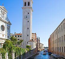 Venetian Canal by parischris