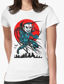Mr. Sinister Womens Fitted T-Shirt
