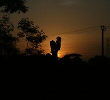Ceylonian Sunset by Yashani Shantha