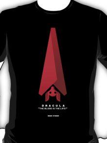 Literary Classics Illustration Series: Dracula T-Shirt