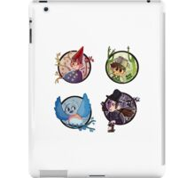 Over the Garden Wall Stickers iPad Case/Skin