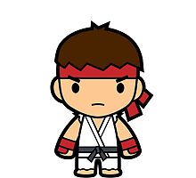 Karate Guy by JolleyRoger