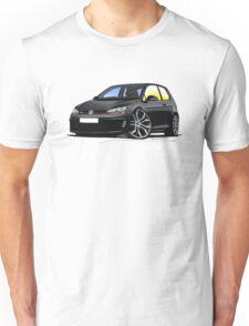 VW Golf (Mk7) GTi Black T-Shirt