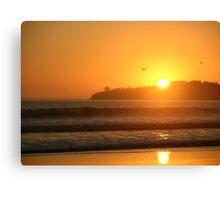 Stinson Beach, Ca Canvas Print
