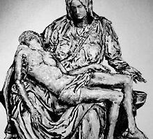 Michelangelo's Pieta by karolina