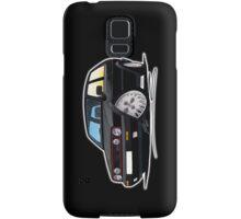 VW Golf GTi (Mk2) Black Samsung Galaxy Case/Skin