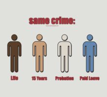 Same Crime, Different Penalties by corpsrpeople