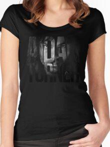 Aidan Turner Women's Fitted Scoop T-Shirt