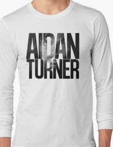 Aidan Turner Long Sleeve T-Shirt