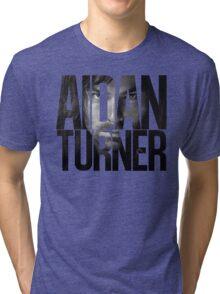 Aidan Turner Tri-blend T-Shirt