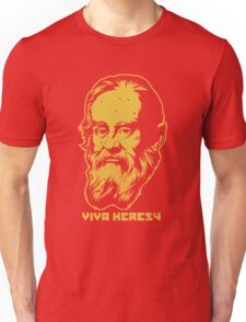 "Galileo ""Viva Heresy"" T-Shirt"
