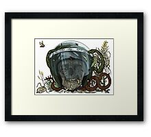 Smile, stage 1 Framed Print