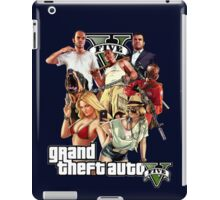Grand Theft Auto 5 iPad Case/Skin