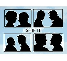 I Ship It Photographic Print