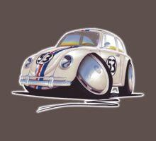 VW Beetle - Herbie Kids Clothes