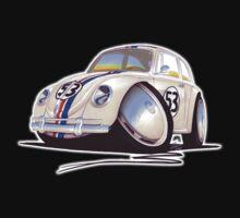 VW Beetle - Herbie One Piece - Long Sleeve