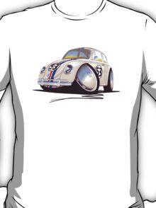 VW Beetle - Herbie T-Shirt