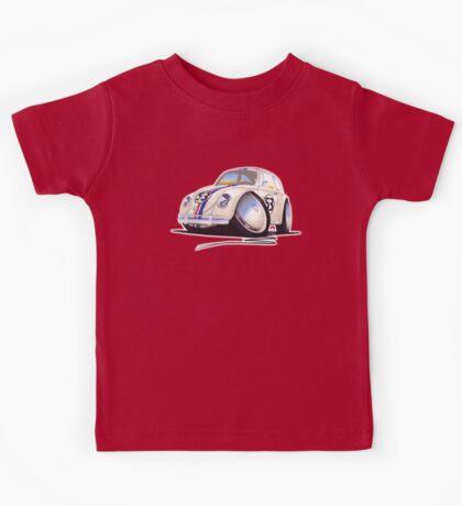 VW Beetle - Herbie Kids Tee