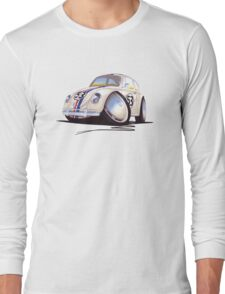 VW Beetle - Herbie Long Sleeve T-Shirt