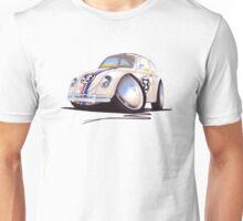 VW Beetle - Herbie Unisex T-Shirt