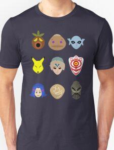 Nine Masks. Nine Fates.  T-Shirt