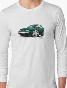 VW Corrado Green Long Sleeve T-Shirt
