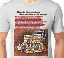 1937 Buick Straight Eight Unisex T-Shirt