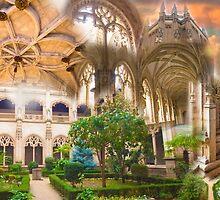 San Juan de Los Reyes Monastery by terezadelpilar~ art & architecture