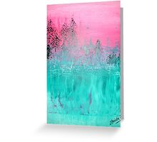 Mesmorizing Forest Greeting Card