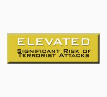 Elevated (Homeland Security Advisory System chart) by lapart