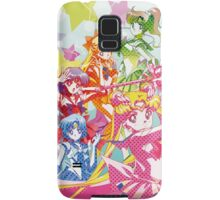 Sailor Moon Team Samsung Galaxy Case/Skin