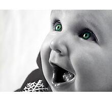 Simply Amazed Photographic Print