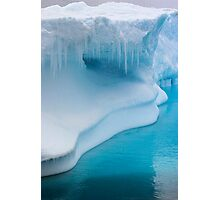 The Shape of Climate Change Photographic Print