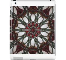 Kandy Kane Kaleidoscope iPad Case/Skin