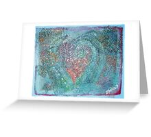 'Change of Heart' Greeting Card