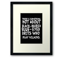 British Villains II Framed Print