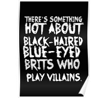 British Villains II Poster