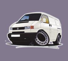 Volkswagen T4 Transporter (Bumper) White Kids Clothes