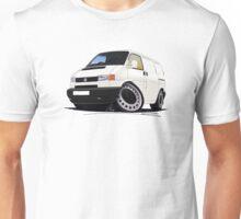 Volkswagen T4 Transporter (Bumper) White Unisex T-Shirt