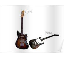 Carl & Pete Poster