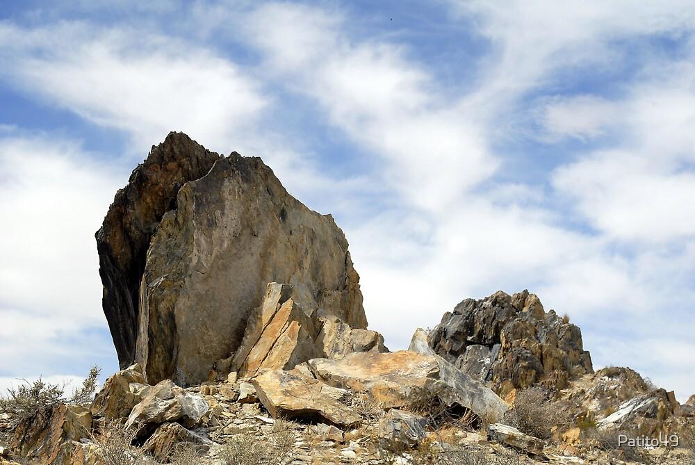 Oro Grande Rocks by Patito49