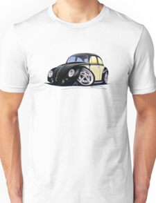 VW Beetle (Custom C) Unisex T-Shirt