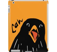 Caw! iPad Case/Skin