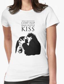 Sherlock and Molly Kiss T-Shirt
