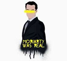Moriarty Was Real Womens T-Shirt