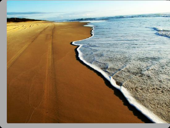 The Beach by Ben de Putron