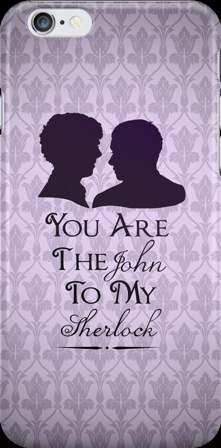 The John To My Sherlock by saniday