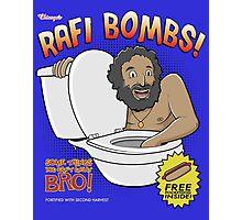 Rafi Bombs Photographic Print