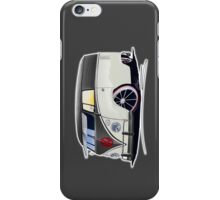 VW Splitty Panel Van (RB) iPhone Case/Skin